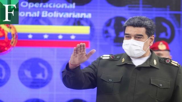 Maduro insiste en que irregulares en Apure responden a Colombia: Se disfrazan de guerrilleros