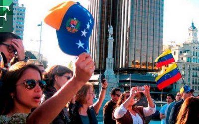 Oposición impulsa iniciativa Hermanos para regularizar a migrantes venezolanos
