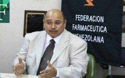 Falleció por covid-19 el presidente de la Federación Farmacéutica Venezolana