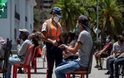 Con 1.786 (nuevo récord), Venezuela sigue en repunte de contagios por el covid-19