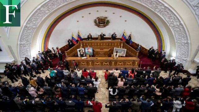 Parlamento del régimen aprobó proyecto de ley para las «ciudades comunales»