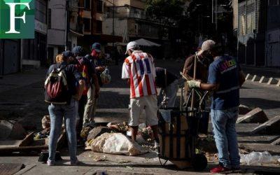 El FMI prevé que Venezuela sufrirá contracción económica de 10% en 2021