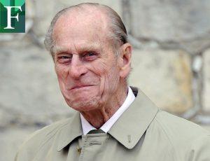 Falleció el esposo de la reina Isabel II a los 99 años de edad