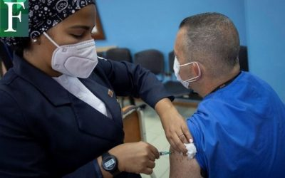 Se necesitan más de 12 millones de vacunas para inmunizar al sector salud y a mayores de 55 años
