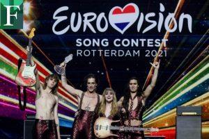 Cantante ganador de Eurovisión se hará un test antidroga tras acusaciones de drogarse