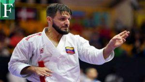 Venezolano Antonio Díaz se clasificó a los Juegos Olímpicos