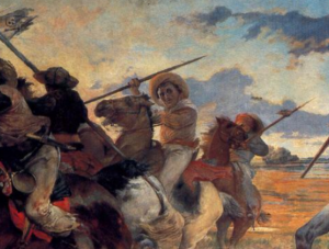 Batalla de ¡CARABOBO! 24 de junio          Rafael Marrón González