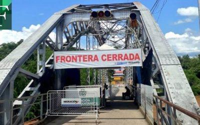 Venezuela no abrirá su frontera con Colombia por no lograr acuerdos de bioseguridad