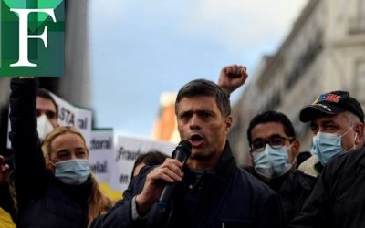 Leopoldo López: Lo que ocurra en Cuba afectará a Venezuela