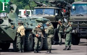 Fundaredes: Envían a más militares a combate con la guerrilla en Apure