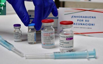 Tensiones políticas dificultan la distribución de vacunas en Venezuela según  Cruz Roja