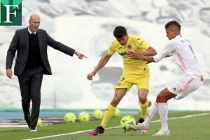Jugadores del Real Madrid se despiden de Zidane