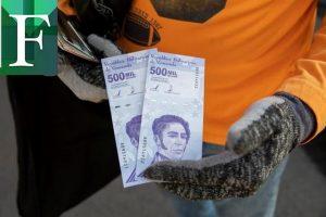 La hiperinflación pulverizó al billete de más alta denominación en Venezuela