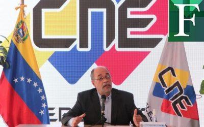 CNE habilitó 87 partidos políticos para elecciones del 21N