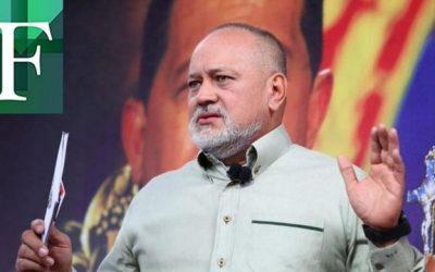 Diosdado Cabello le dijo escuálido a Enrique Márquez y lo acusó de sabotear las elecciones
