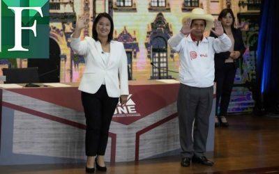 Keiko Fujimori lidera por un punto con 88,8% de las actas escrutadas