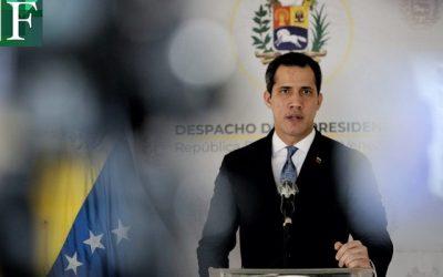 Guaidó respondió a las acusaciones de Rodríguez: «Viejo guion de la dictadura»