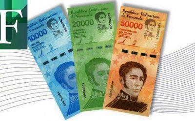 Transportistas en Venezuela ya no están aceptando billetes de baja denominación