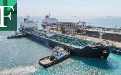 Irán rechazó rastreo de EE UU a sus barcos que podrían dirigirse a Venezuela