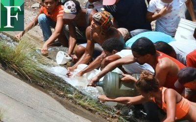 Servicio de agua en Venezuela, entre penurias y reclamos