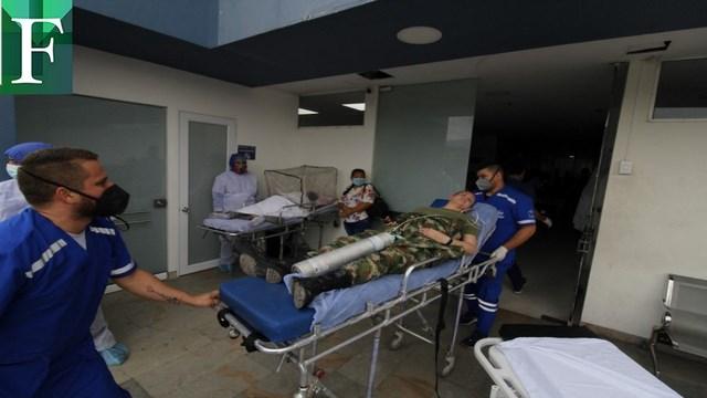 Explosión en la Brigada 30 del Ejército en Cúcuta deja 36 heridos