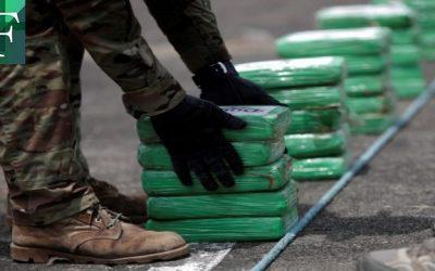 Autoridades colombianas incautaron seis toneladas de cocaína del ELN