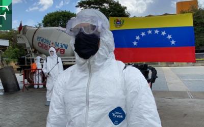 Venezuela registró 1.258 casos de coronavirus en las últimas 24 horas