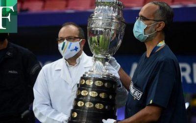 Suman 41 los casos de covid-19 en la Copa América
