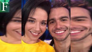 Daniela Alvarado reveló que se casó en secreto con José Manuel Suárez