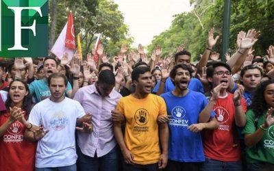 Estudiantes plantean la #RutaXVzla con la finalidad de recorrer el país a partir del 5 de junio