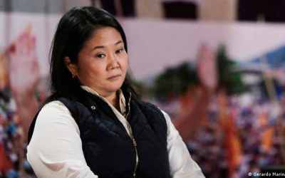 «Fraude sistemático» en comicios denuncia Keiko Fujimori