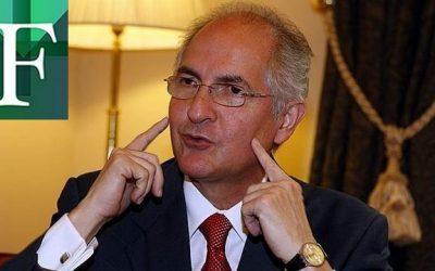 Antonio Ledezma: «Sin presión de calle la dictadura no cae»