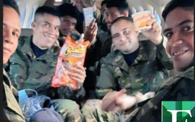 Liberados ocho militares venezolanos secuestrados por disidencias de las FARC