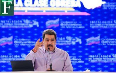 Nicolás Maduro: «Desde abril pagamos a Covax, tiene una deuda con Venezuela»