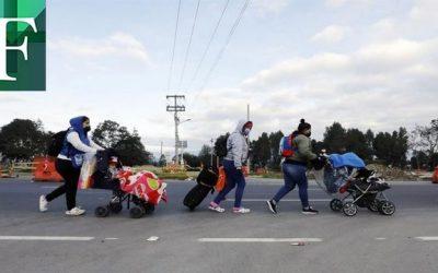 Emiratos Árabes Unidos dona 2 millones de dólares para migrantes venezolanos en Colombia