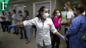 Descontrol de la pandemia en Venezuela denuncia Médicos Unidos