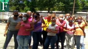 80 presos llevan 7 días en huelga con la boca cosida en calabozos de policía en Miranda