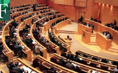 Senado español saca moción sobre Venezuela