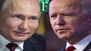 Biden  en Ginebra para cumbre de alta tensión con Putin