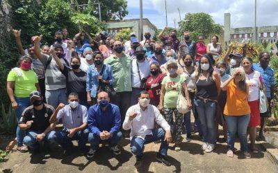 En Bolívar: Tony Geara la renuncia de 131 activistas a Voluntad Popular