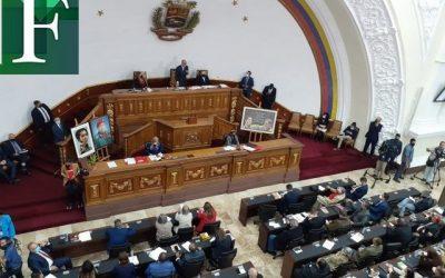 AN de 2020 anula los acuerdos legislativos del Parlamento de mayoría opositora