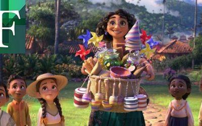 Disney lanzó el primer tráiler de su viaje a Colombia con Encanto