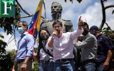 Ratifican medida privativa de libertad contra Freddy Guevara