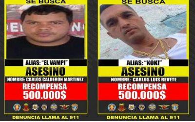 Régimen ofrece 500 mil dólares de recompensa por los cabecillas de la banda del koki y habla de plan de desestabilización