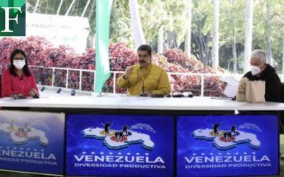 Maduro sobre carta del Vaticano a Fedecámaras: «Está llena de odio, veneno y rencillas»