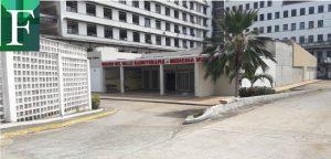 """ABP Bolívar solicita arreglo de equipo de radio terapia del oncológico  """"Virgen del Valle"""""""
