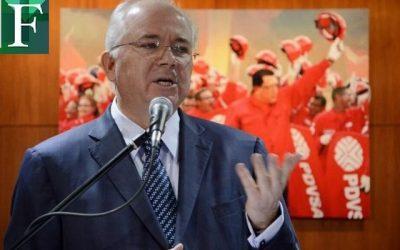 Italia no ha fallado aún la extradición de Rafael Ramírez a Venezuela