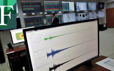 Terremoto de magnitud 6 sacudió el centro de California