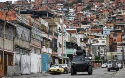 Régimen aseguró que delincuentes de la Cota 905 fueron entrenados por paramilitares colombianos
