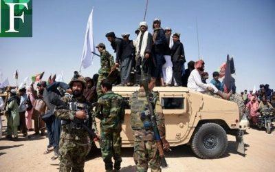 Talibanes extienden sus ataques a nuevos territorios de Afganistán